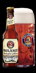 Paulaner Oktoberfest Marzen Image
