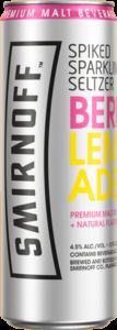 Smirnoff Seltzer Berry Lemonade Image