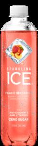 Sparkling Ice Peach Nectarine Image