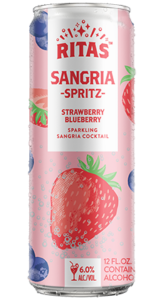 Ritas Strawberry Blueberry Sangria Spritz Image