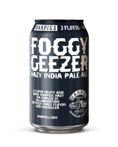 WarPigs Foggy Geezer Hazy IPA Image