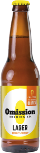 Widmer Omission Lager Image