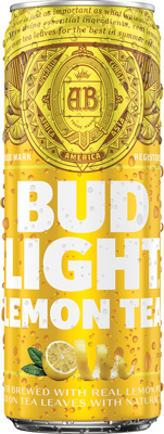 Bud Light Lemon Tea Image