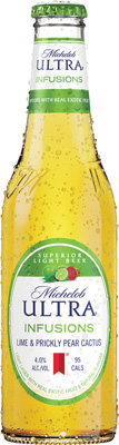Michelob Ultra Infusion Lime and Prickly Pear Cactus Image