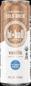 HiBall Coffee Vanilla Image