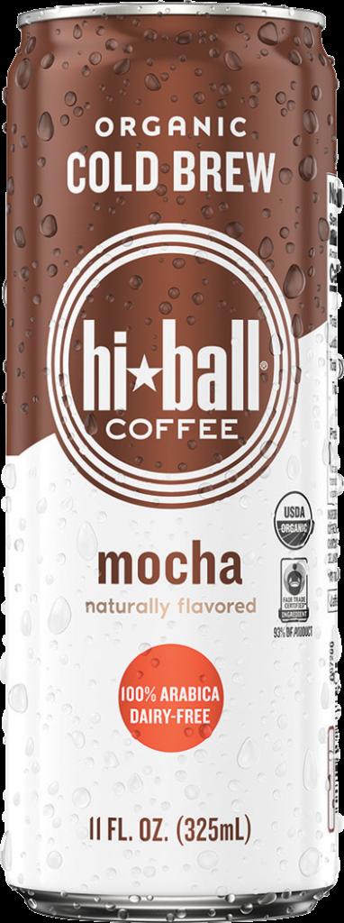 HiBall Coffee Mocha Image
