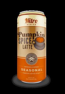 Breckenridge Nitro Pumpkin Spice Latte Image