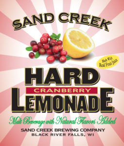 Sand Creek Hard Cranberry Lemonade Image