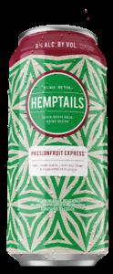 Hemptails Passionfruit Express Image