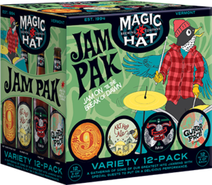 Magic Hat Jam Pack Image